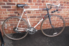 Raleigh Restore - before
