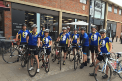 BCC Long ride to Marston