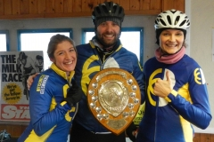 January 2015 BCC Wins Harp Hilly 100