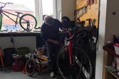 LE JOG Day 5 bike repair