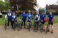 May 2017 Ride Chartridge Sportive