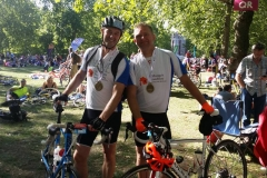 BCC does Ride Prudential 100