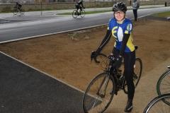 Chloe at Olympic Park